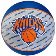 Баскетболна топка Teamball New York Knicks, Spalding, 3001585012017