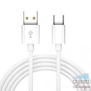 Cablu Date Si Incarcare USB Type C Asus Zenfone Max Plus Alb
