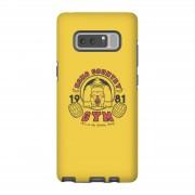 Donkey Kong Funda móvil Nintendo Donkey Kong Gym para iPhone y Android - Samsung Note 8 - Carcasa doble capa - Mate
