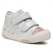 Geox Boots GEOX - B Jayj G. D B023GD 044AJ C0814 White/Pink