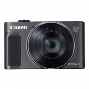 Canon PowerShot SX620 HS compact camera Zwart