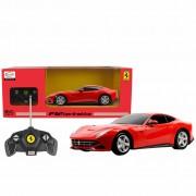 Rastar Radiostyrd bil Ferrari F12 1:18 röd 53500