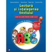 Lectura si intelegerea textului. Caiet de lucru pentru Clasa a II-a. Inteleg si exersez