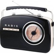 Radio aparat Roadstar CR1130, Black, Retro