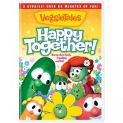 Happy Together Triple Feature VeggieTales DVD