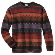 """Irish Autumn"" Pullover, 46-48 - Multicoloured"