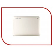 Жесткий диск Toshiba Canvio Connect II 2Tb Satin Gold HDTC820EC3CA