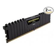 MEMORIA DDR4 CORSAIR VENGEANCE LPX 16GB 2400MHZ 2X8 CMK16GX4M2A2400C14