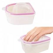 Bol Dublu pentru Manichiura din Plastic BMSPA1A