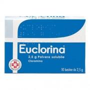 Dompe' Farmaceutici Spa Euclorina Polvere Solubile 10 Bustine