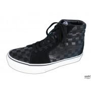 chaussures VANS - Sk8-Hi (Chckrbrd) Noir / noir