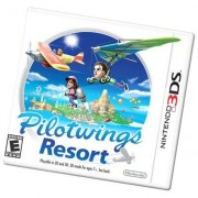 Jogo Pilotwings Resort Nintendo 3DS - Unissex