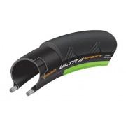 Cauciuc pliabila UltraSport2 23-622 negru/verde