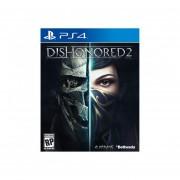 PS4 Juego Dishonored 2 Para PlayStation 4