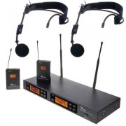 the t.bone free solo Twin PT 823 Headset