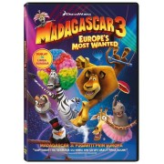 Madagascar 3: Europe's Most Wanted:Chris Rock,Ben Stiller, - Madagascar 3:Fugariti prin Europa (DVD)