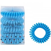 Rolling Hills Professional Hair Rings Sky Blue