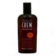 American Crew Șampon pentru păr normal și gras pentru bărbați pentru utilizarea de zi cu zi (Daily Shampoo) 250 ml
