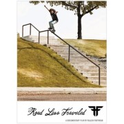 FALLEN - Road Less Traveled Skateboard Documentary DVD / Blu Ray (NEW & SEALED)