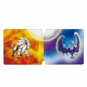 Pokemon Sun And Moon SteelBook Dual Pack Nintendo 3DS