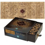 Noble Collection Harry Potter - Jigsaw Puzzle The Marauder's Map Cover