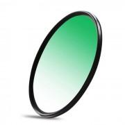 Pelicula de revestimiento multicapa de 49 mm Filtro ultravioleta de lente UV de alta definicion para Nikon Canon DSLR