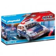 PLAYMOBIL® City Action Politiepatrouille met licht en geluid 6873