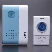 Musical Sound Cordless Doorbell Wireless Remote Control Door Calling Bell