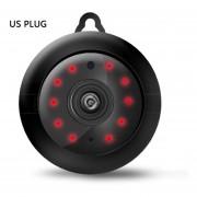Visión Nocturna Hd Smart Home Cuidados Del Bebé Wireless Wifi Cámara D