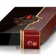 Ciocolata neagra cu acid humic si samburi de struguri – 27 buc