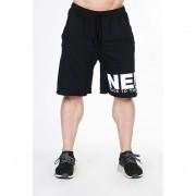Pantaloni scurti Nebbia, negru, marime XL