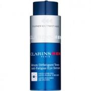 Clarins Men Age Control sérum para contorno de ojos antiarrugas, antibolsas y antiojeras 20 ml