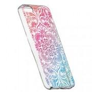 Husa Silicon Transparent Slim Nonfigurativ Apple iPhone 5 5S SE