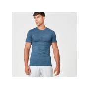 Sculpt Seamless T-Shirt - XS - Petrol Blue