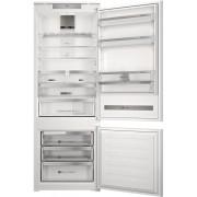 Whirlpool SP40 802 EU beépíthető alulfagyasztós hűtőszekrény