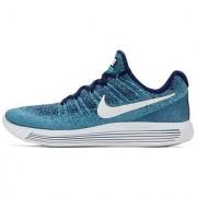 Nike Lunarepic Low Flyknit 2 Blue Men'S Running Shoes