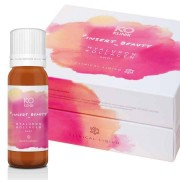 KÖ-KLINIK Insert Beauty Hyaluron Drink - Kollagen Shot 7 oder 30 Ampullen. Hochdosierte Hyaluronsäure, Kollagen und Coenzym Q10 zum Trinken. Tägliche Einnahme von 20ml (30er Packung) 30 Ampullen