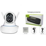 Mirza Wifi CCTV Camera and Hopestar H11 Bluetooth Speaker for LG OPTIMUS L3(Wifi CCTV Camera with night vision |Hopestar H11 Bluetooth Speaker)
