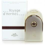 Hermès Voyage d'Hermès Eau de Toilette unissexo 35 ml recarregável