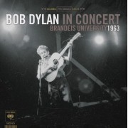Bob Dylan in Concert: Brandeis University 1963 [LP] - VINYL