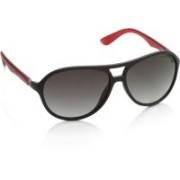 Provogue Over-sized Sunglasses(Grey)