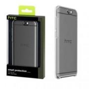 Калъф за HTC One A9, страничен протектор с гръб, силиконов, HTC HC C1230 Clear Shield, прозрачен
