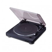 Denon DP-29F Belt-drive audio turntable Nero piatto audio