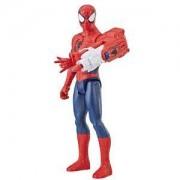 Детска играчка, Спайдърмен - Титан Хироу серия, фигура с изстрелвачка, 0336430