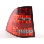 FK-Automotive LED feux arrières pour Mercedes Benz Classe M (type W163) An 98-05, clair/rouge