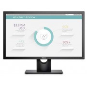 Dell E2318H LED-monitor 58.4 cm (23 inch) Energielabel n.v.t. 1920 x 1080 pix Full HD 5 ms DisplayPort, VGA AH-IPS LED