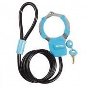 1 Master Lock Slot Met Kabel 100 Cm Voor De Fiets