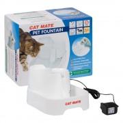 Cat Mate -5% Rabat dla nowych klientówCat Mate poidełko fontanna - Białe Niespodzianka - Urodzinowy Superbox! Darmowa Dostawa od 89 zł i Promocje urodzinowe!