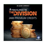 Tom Clancy's The Division – 2400 Premium Credits Pack - PS4 HU Digital