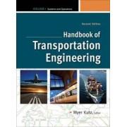 McGraw-Hill Professional Pub Handbook of Transportation Engineering